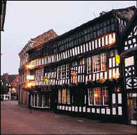 BEST WESTERN THE CROWN HOTEL - NANTWICH